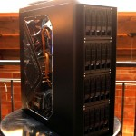 20 Drive Cleverbox Tower Server Window
